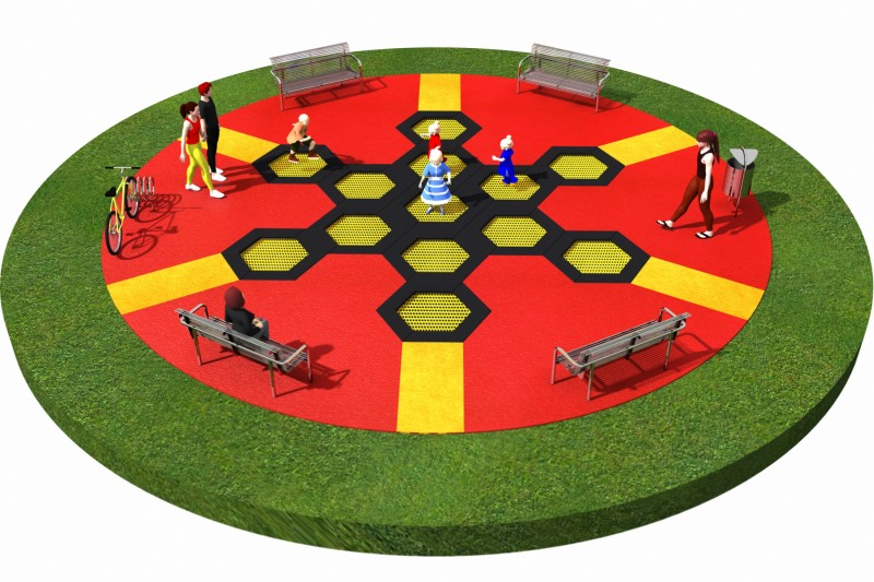 Trampolines  Layout 5 Inter Play Playground