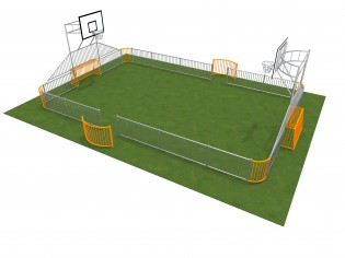 Inter-Play - ARENA 1 (11x7m)