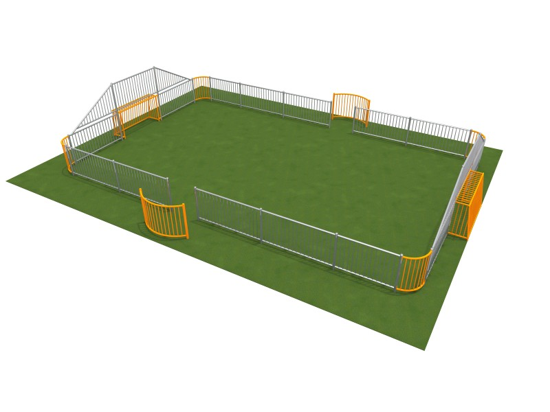 ARENA 1a (11x7m) Inter Play Playground