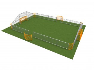 Inter-Play - ARENA 1a (11x7m)
