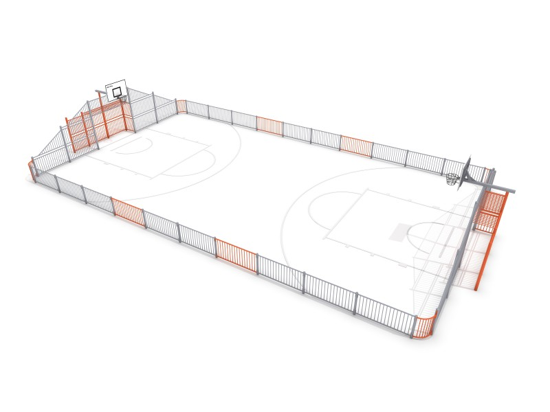 ARENA 3 (21x12m) Inter Play Playground