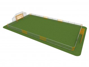 Inter-Play - ARENA 3a (21x12m)