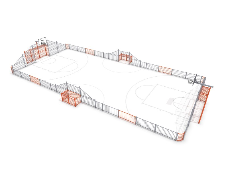 Inter-Play - ARENA 4 (25x12m)