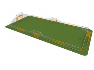 Inter-Play - ARENA 4 (26x12m)