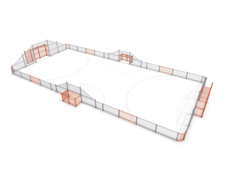Inter-Play - ARENA 4a (25x12m)