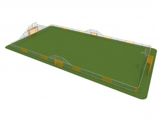 Inter-Play - ARENA 5 (30x16m)