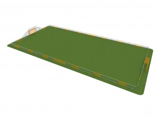 Inter-Play - ARENA 6 (40x20m)