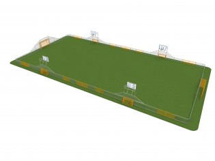 Inter-Play - ARENA 6a (40x20m)
