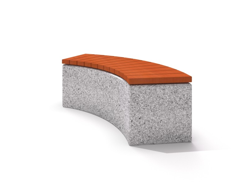 Inter-Play - Concrete bench 03