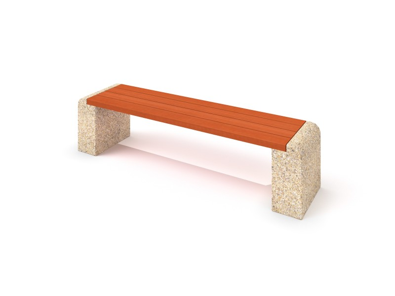 Inter-Play - Concrete bench 06