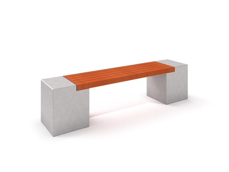 DECO concrete bench 11 Inter Play Playground