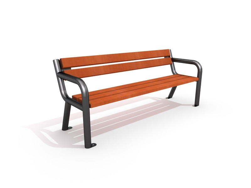 Playground Equipment for sale Stainless steel bench 15 Professional manufacturer