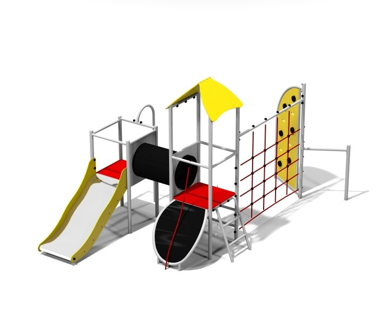 Playground Equipment for sale Hanging roundabout Monsoon 4 Professional manufacturer