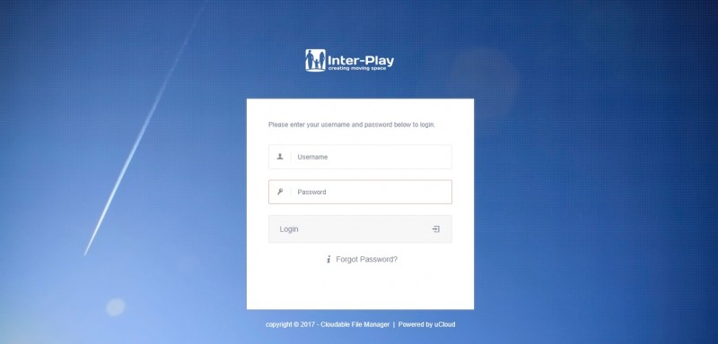 Inter-Play Blog