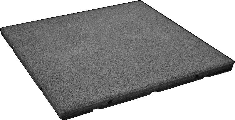 Inter Play Playground Safety slab 500x500x75 mm