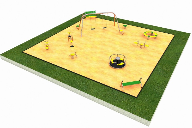 Inter Play Playground LLIMAKO for kids layout 10