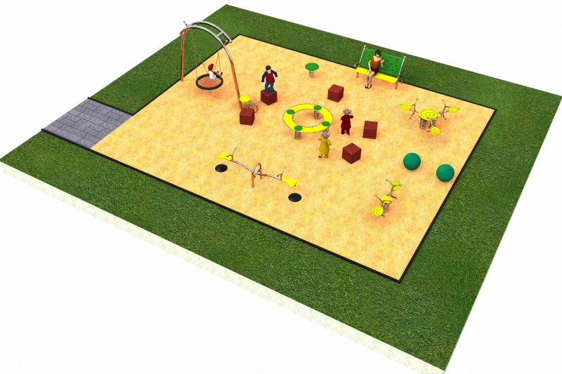 Inter Play Playground LIMAKO for kids layout 4