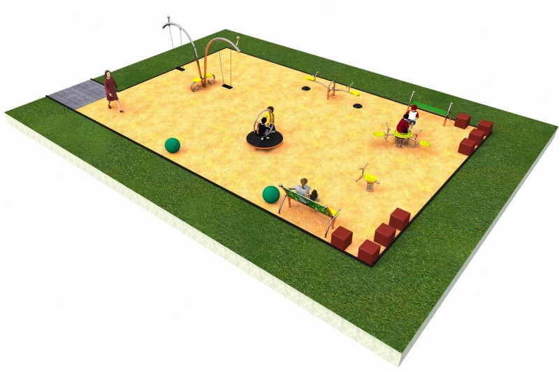 Inter Play Playground LIMAKO for kids layout 5