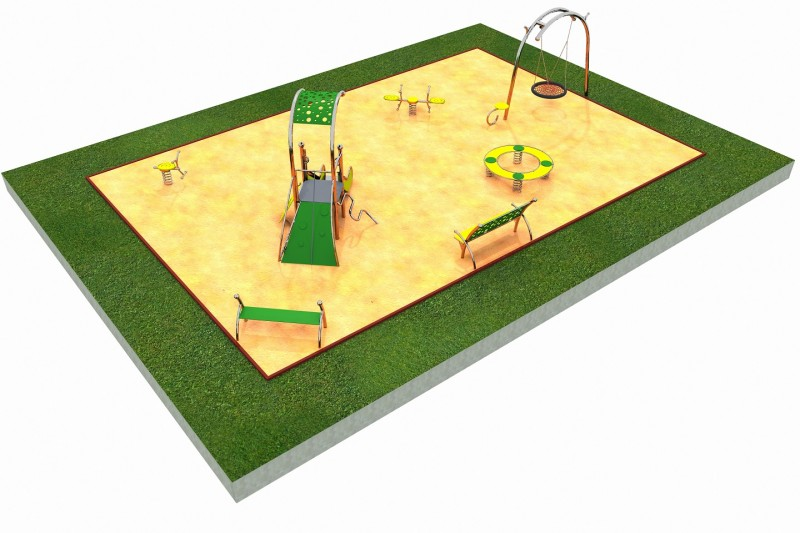 Inter Play Playground LIMAKO for kids layout 9