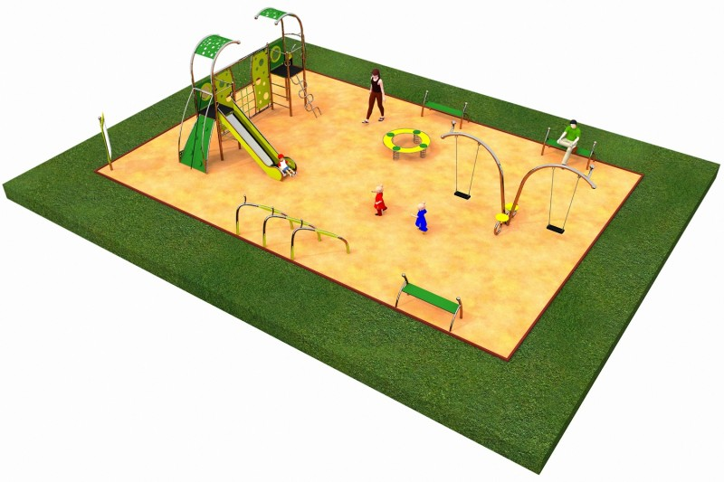 Inter Play Playground LIMAKO for teenagers layout 1