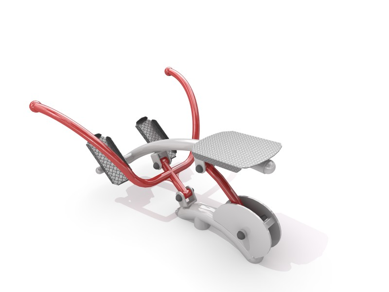 Inter Play Playground Rowing Machine