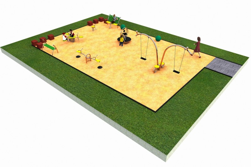 LIMAKO for kids layout 5 Inter Play Playground Park
