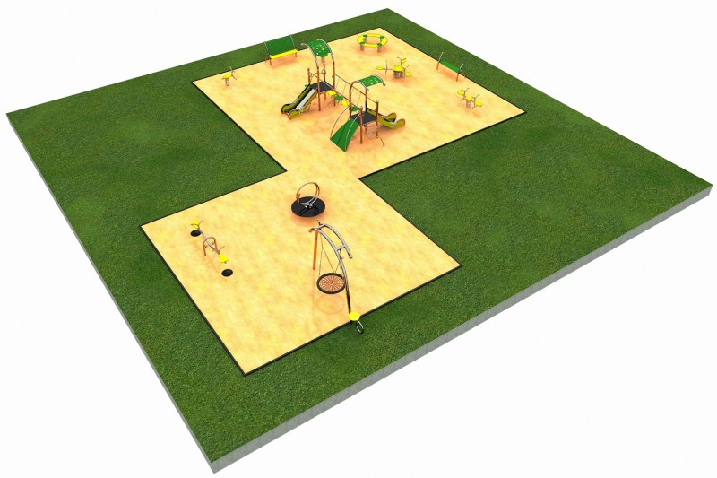 LIMAKO for kids layout 7 Inter Play Playground Park