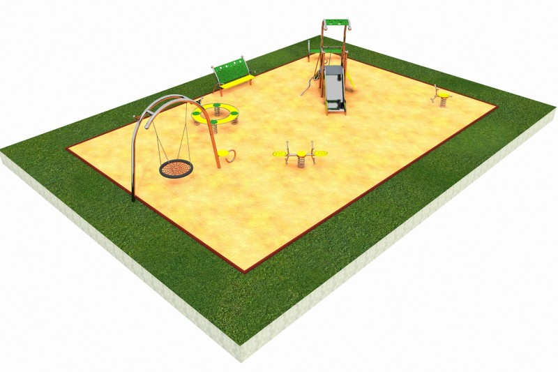 LIMAKO for kids layout 9 Inter Play Playground Park