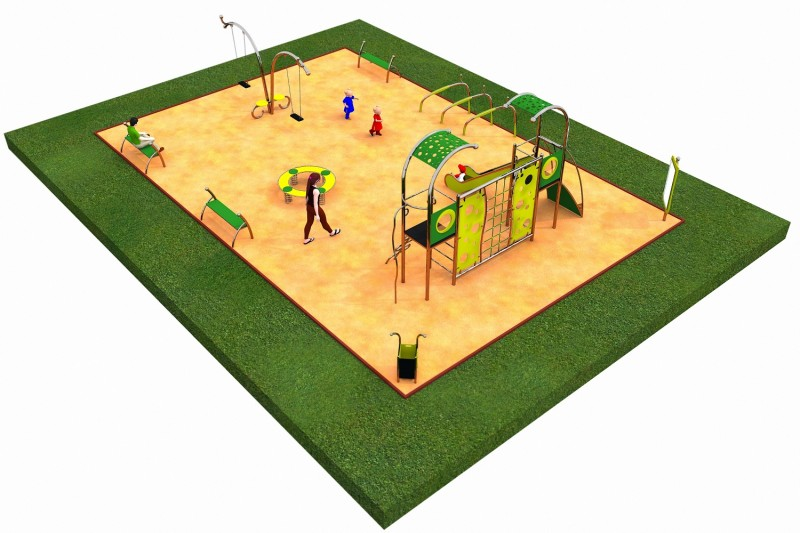 LIMAKO for teenagers layout 1 Inter Play Playground Park