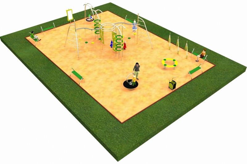 LIMAKO for teenagers layout 3 Inter Play Playground Park