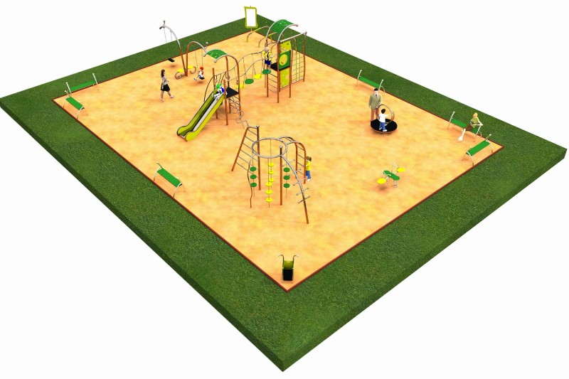 LIMAKO for teenagers layout 4 Inter Play Playground Park