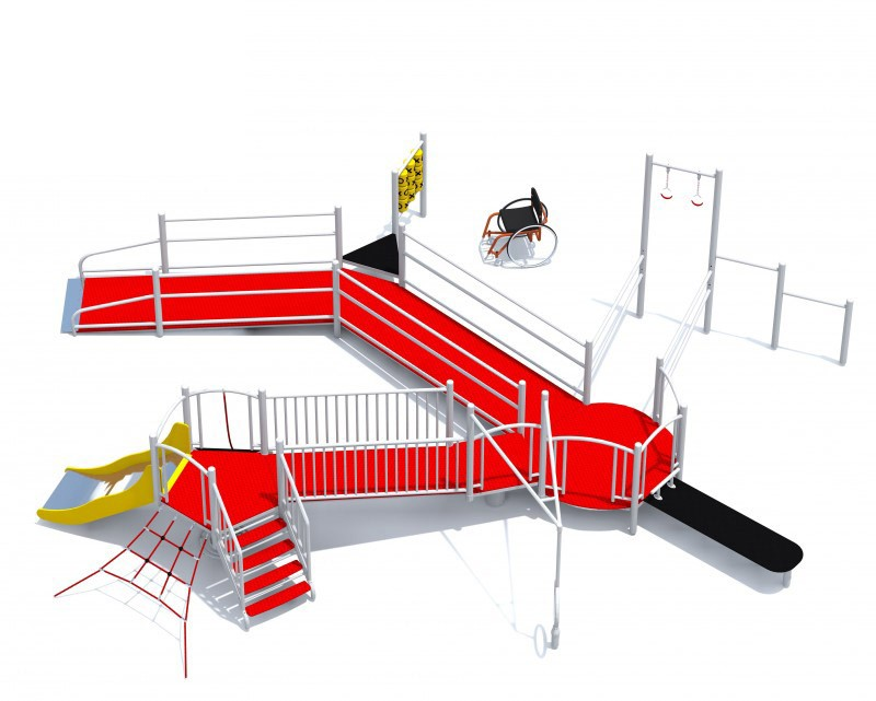 Playground Equipment for sale Bujak Ringo Professional manufacturer