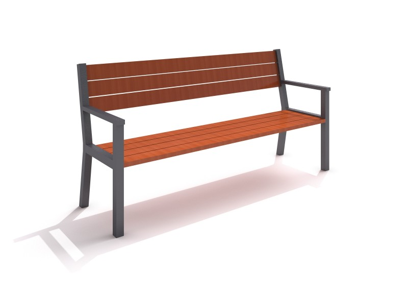 Playground Equipment for sale steel bench 16 Professional manufacturer