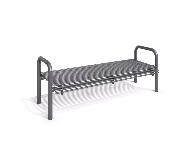 steel bench 27 Inter Play Playground