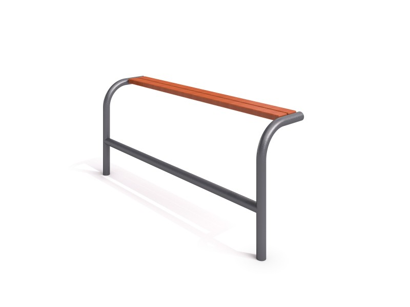 Inter-Play - steel bench 31
