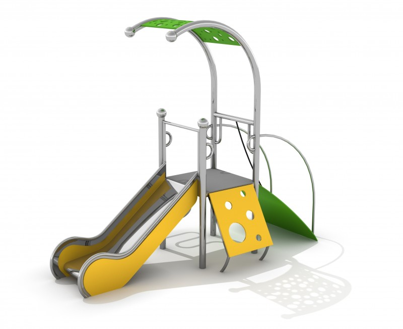 Playground Equipment for sale Zestaw Dometo 1-1 Professional manufacturer