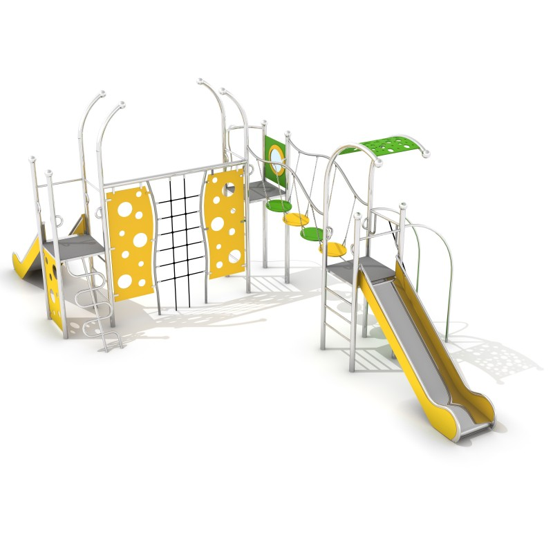 Playground Equipment for sale Zestaw Domo 2-4 Professional manufacturer