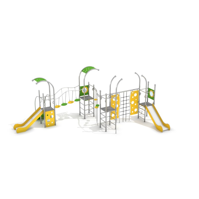 Playground Equipment for sale Zestaw Infano 6 Professional manufacturer