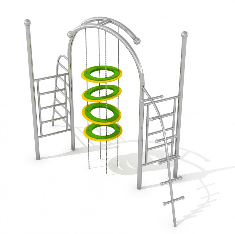 Playground Equipment for sale Zestaw Eskalo 1 Professional manufacturer