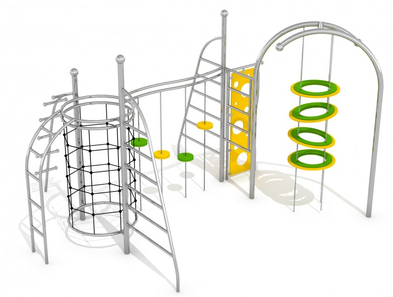 Playground Equipment for sale Zestaw Eskalo 2 Professional manufacturer