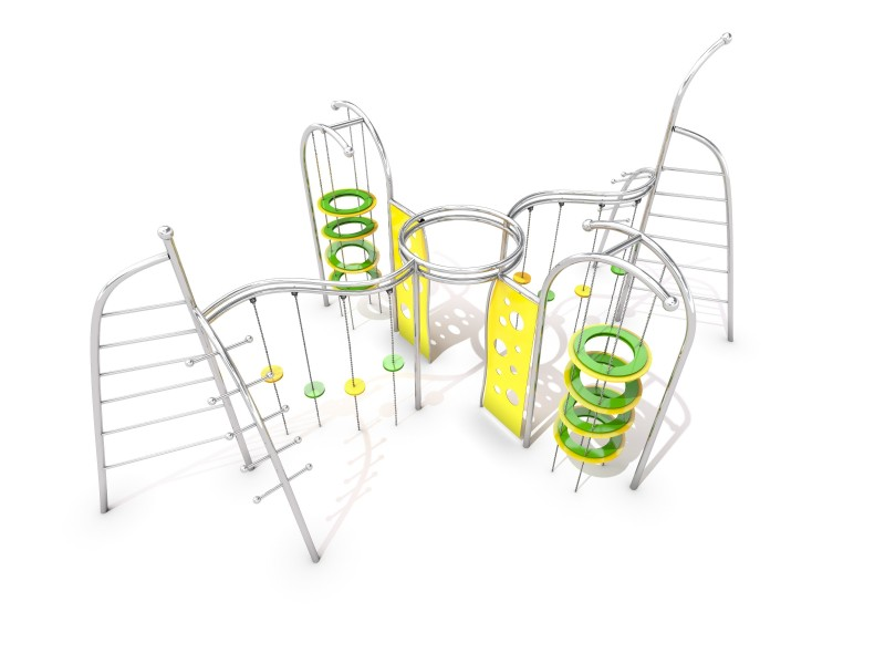 Playground Equipment for sale Zestaw Eskalo 6 Professional manufacturer