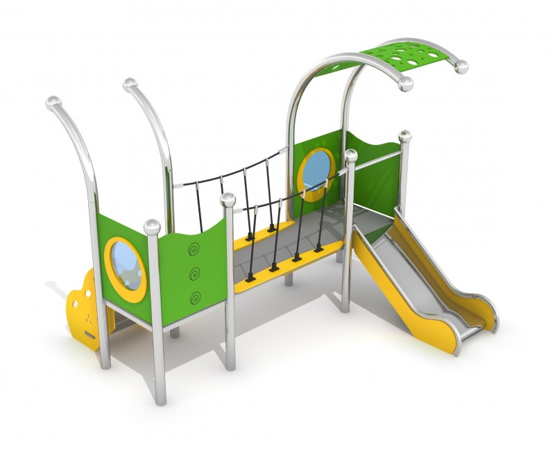 Playground Equipment for sale Zestaw Infano 3 Professional manufacturer