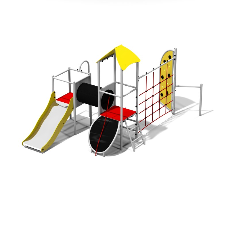 Playground Equipment for sale Karuzela słupowa Monsoon 4 Professional manufacturer