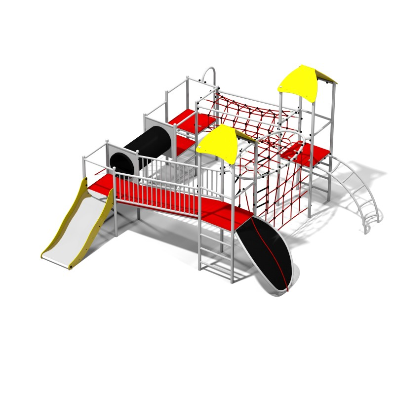 Playground Equipment for sale Zestaw Camellia Professional manufacturer