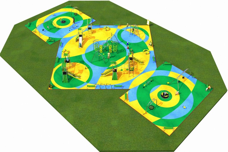 LIMAKO for teenagers layout 7 Inter Play Playground