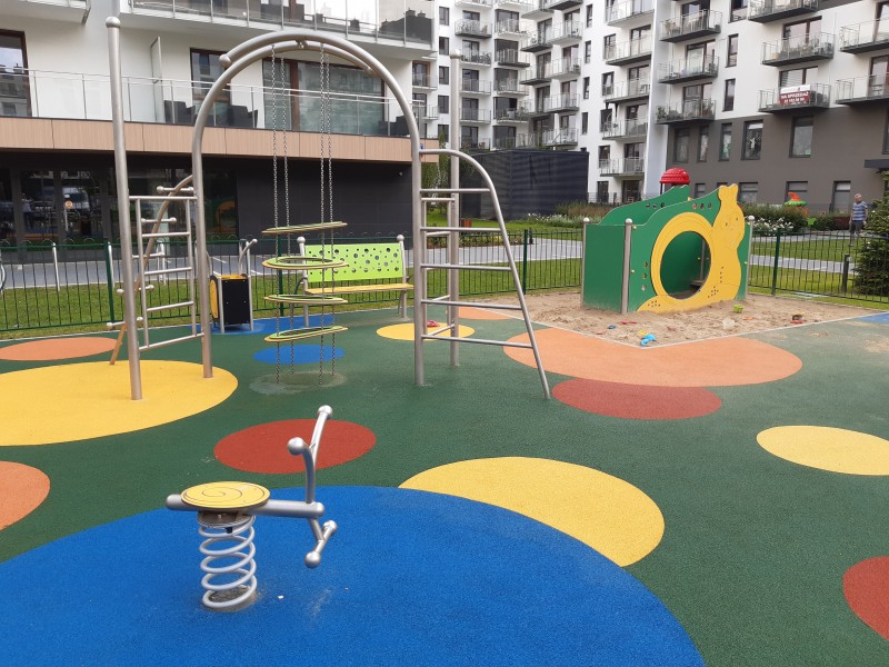 Inter Play Playground Products