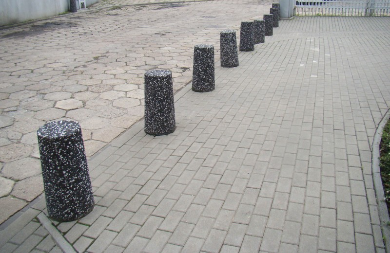 concrete bollard 05 Inter Play Playground