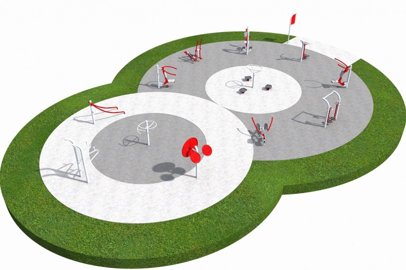 FITNESS  layout 3 Inter Play Playground