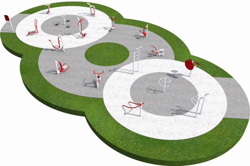 FITNESS  layout 4 Inter Play Playground