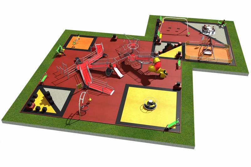INTEGRADO layout 4 Inter Play Playground